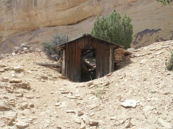 Copper Globe mine