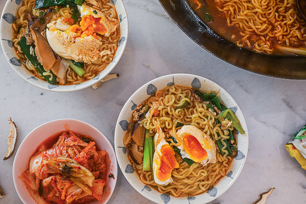 How to Cook Korean Ramen hack