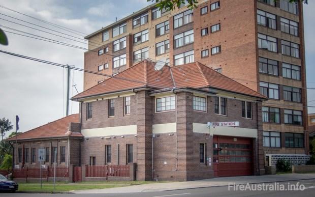 FRNSW 76 Fire Station