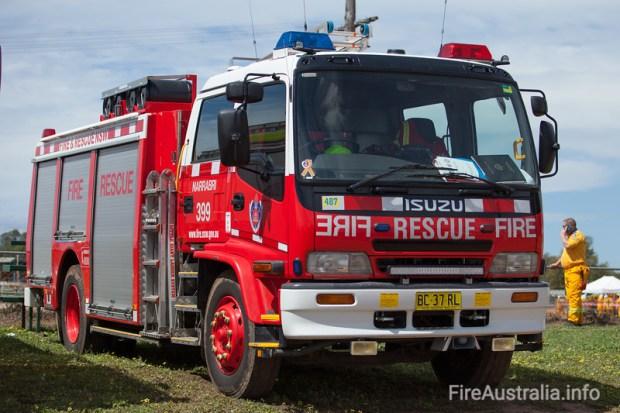 FRNSW P399 Narrabri (ME487)