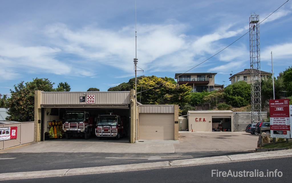 CFA Rye Fire Station