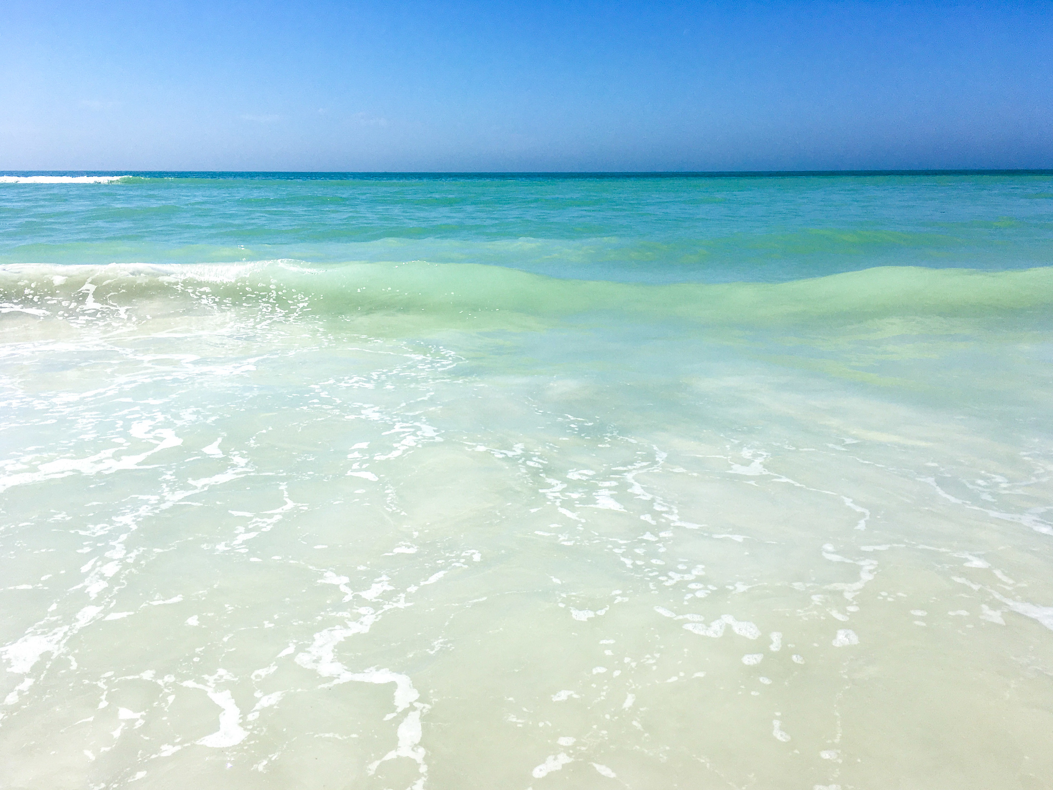 go to tranquil places like the beach when setting emotional boundaries