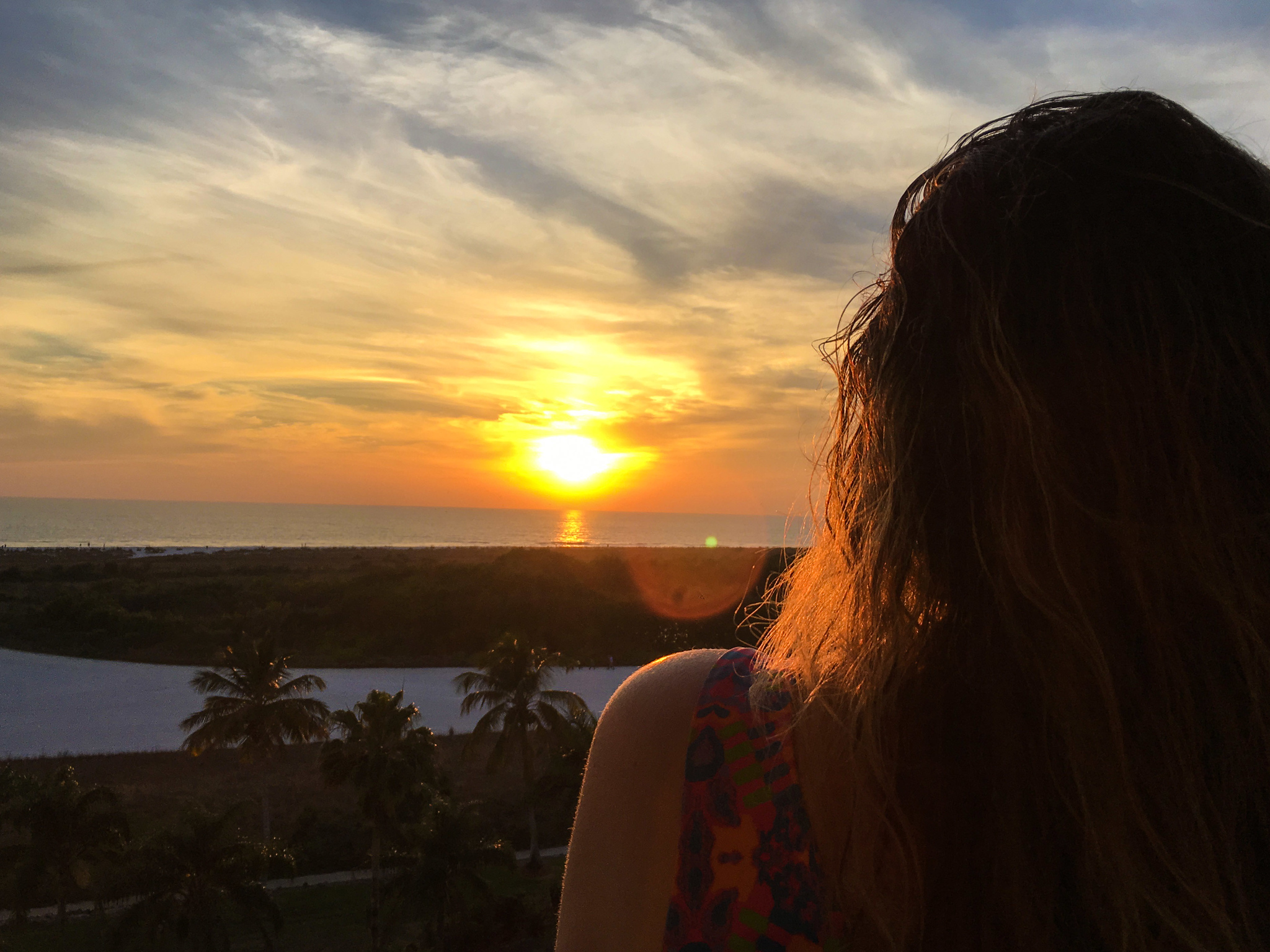 one of the best marco island tips includes seeing the sunset