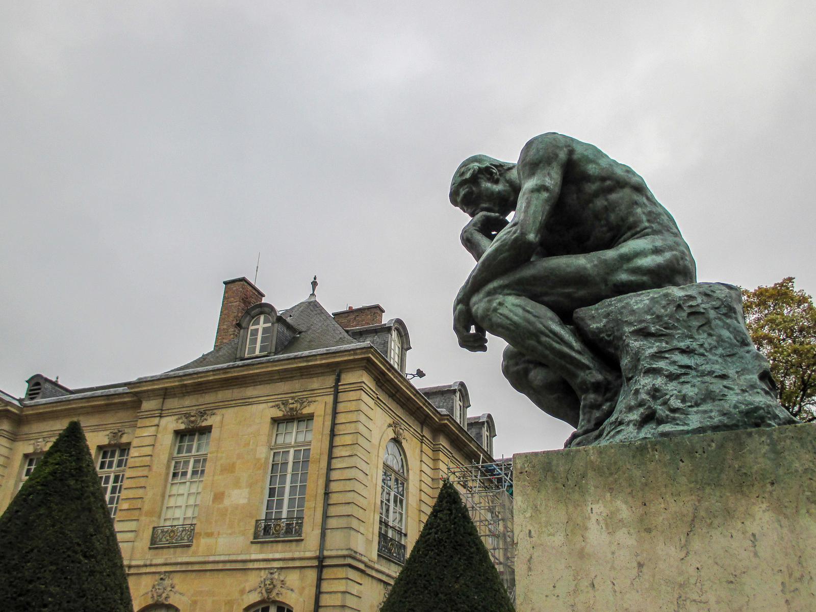 paris first time visit requires a lot of thinking