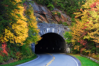 Rough Ridge Tunnel