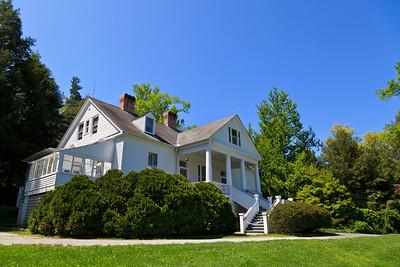 Carl Sandburg Home