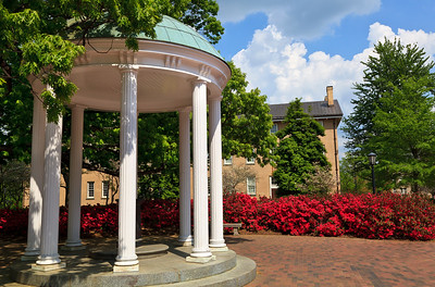 The Old Well at UNC Chapel Hill