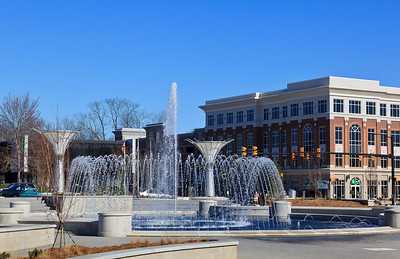 Rock Hill Fountain Park