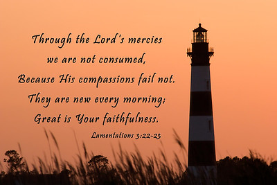 Great is your faithfulness
