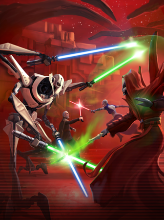 'Star Wars': Galaxy of Heroes - Halloween-Inspired Event