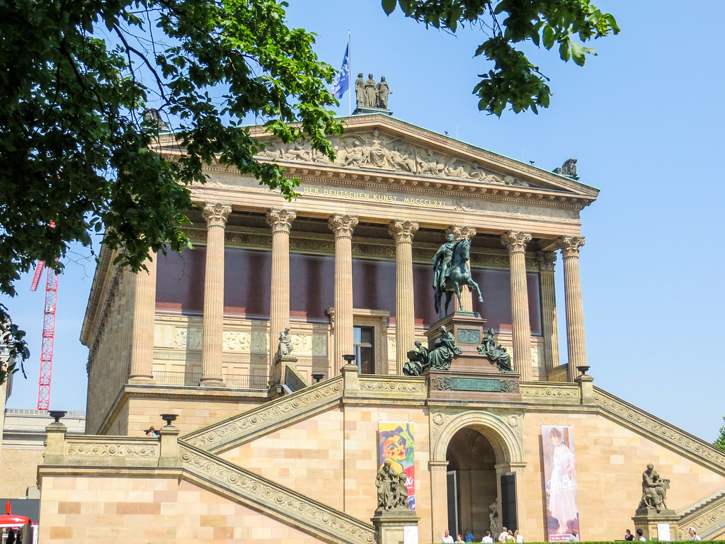 museums should be included on any berlin weekend trips