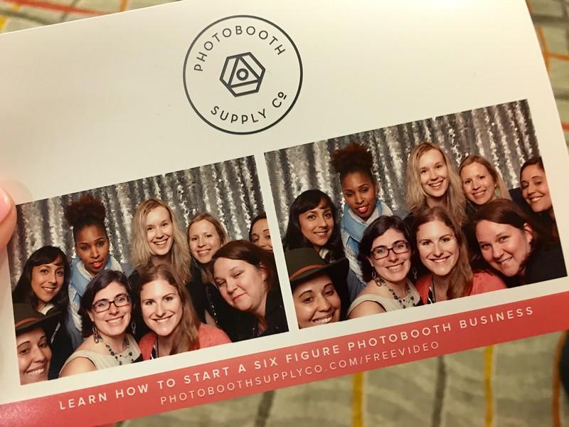 Boston representatives at the 2016 Women in Travel Summit.
