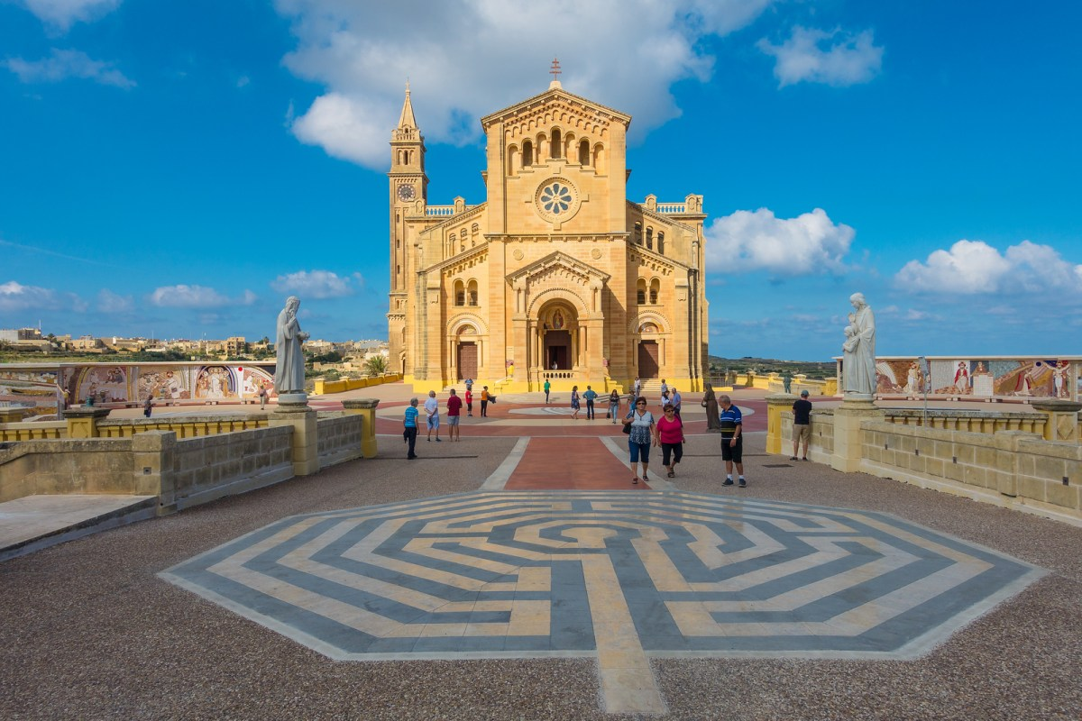 Things to do in Malta and Gozo - Ta Pinu Sanctuary