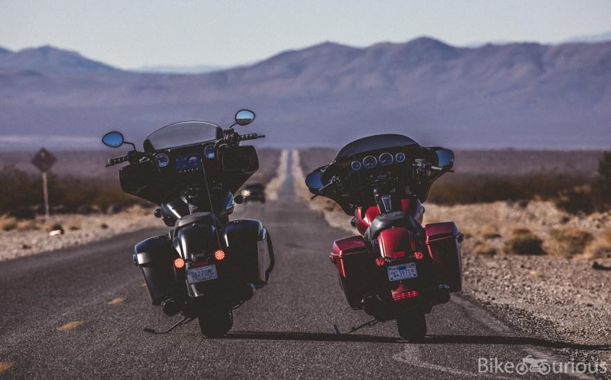 2019 Harley-Davidson Street Glide Special vs 2019 Indian ...