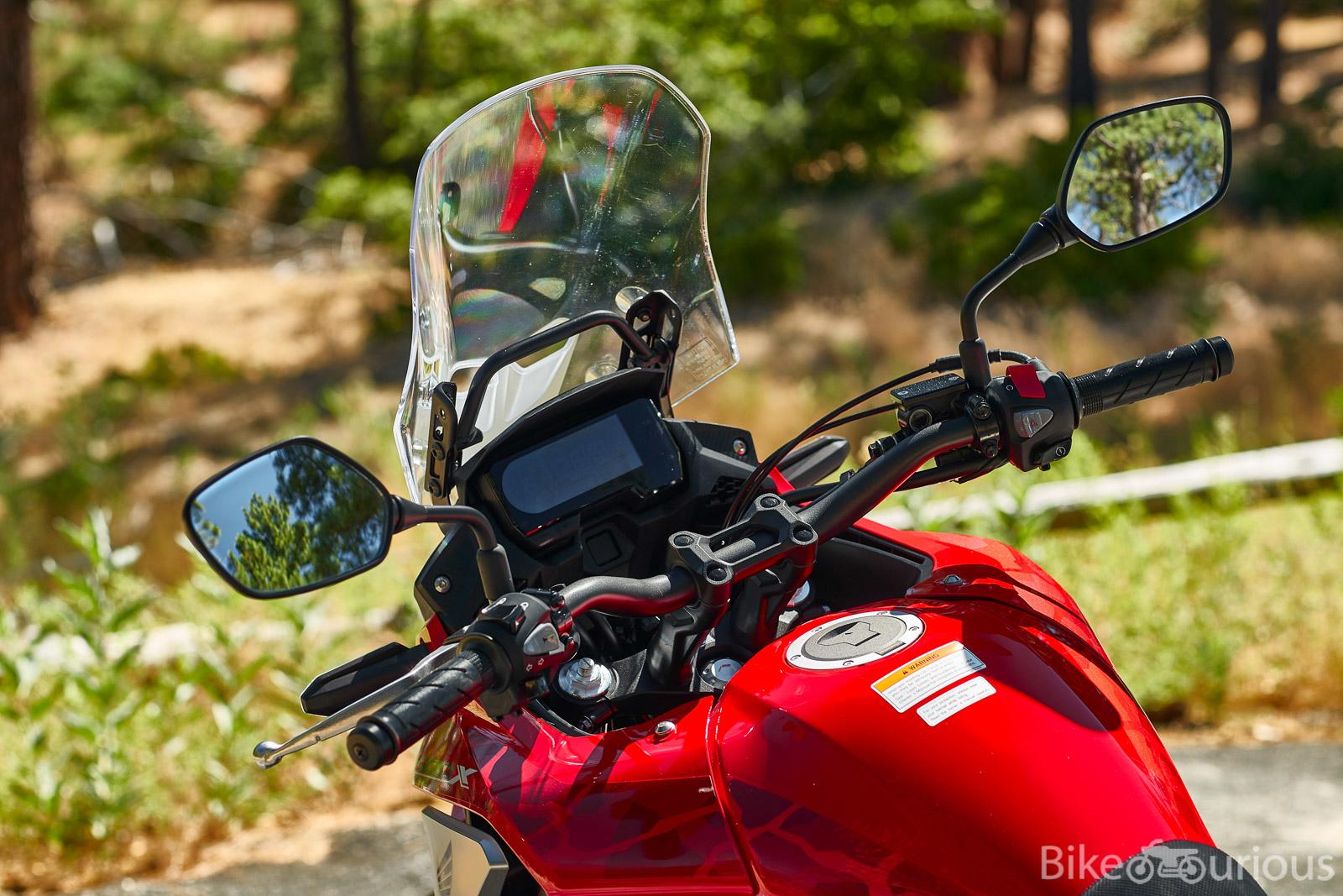 First Ride Review 2019 Honda Cb500x Bike Urious