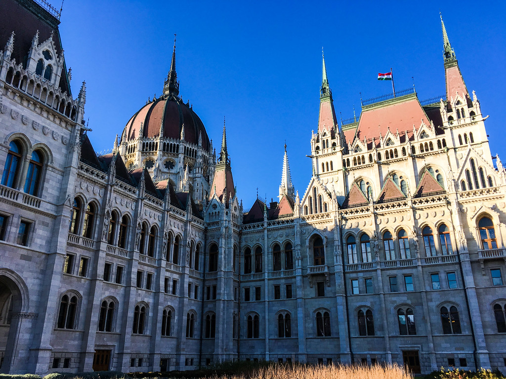 Budapest in winter may be cold but prices are great!