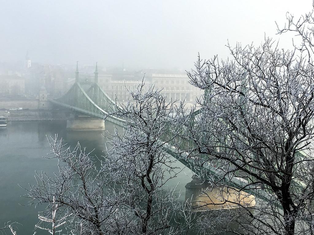 Need some Budapest travel tips? Climb Gellert Hill!