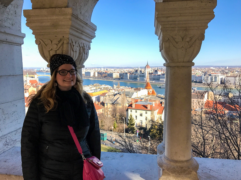 explore fisherman's bastion with 2 days in budapest