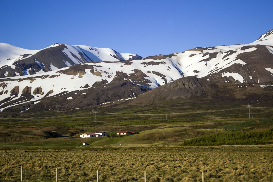 Where to Stay in East Iceland - Fljotsdalsgrund Guesthouse
