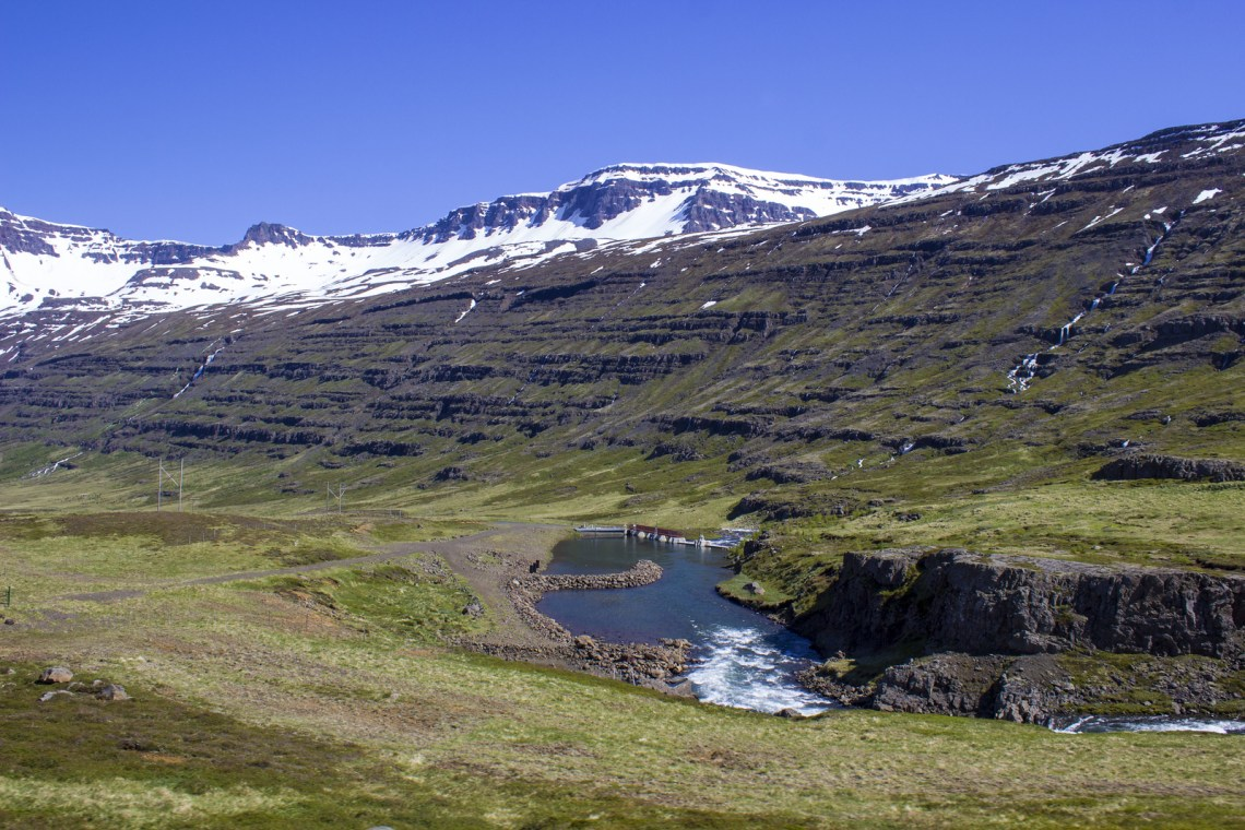 Seydisfjordur - Iceland's Picturesque Valley Town - Eastfjords, Iceland