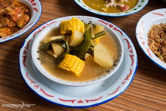 Indonesia Warung Food