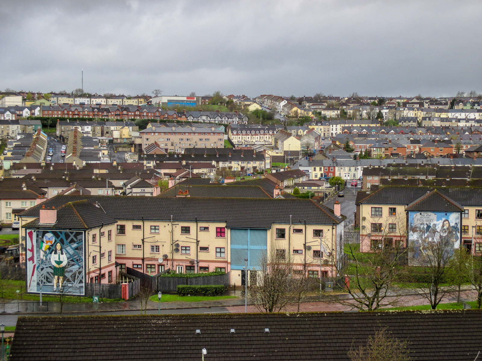 not sure What to Do In Ireland for a Week? check out derry!
