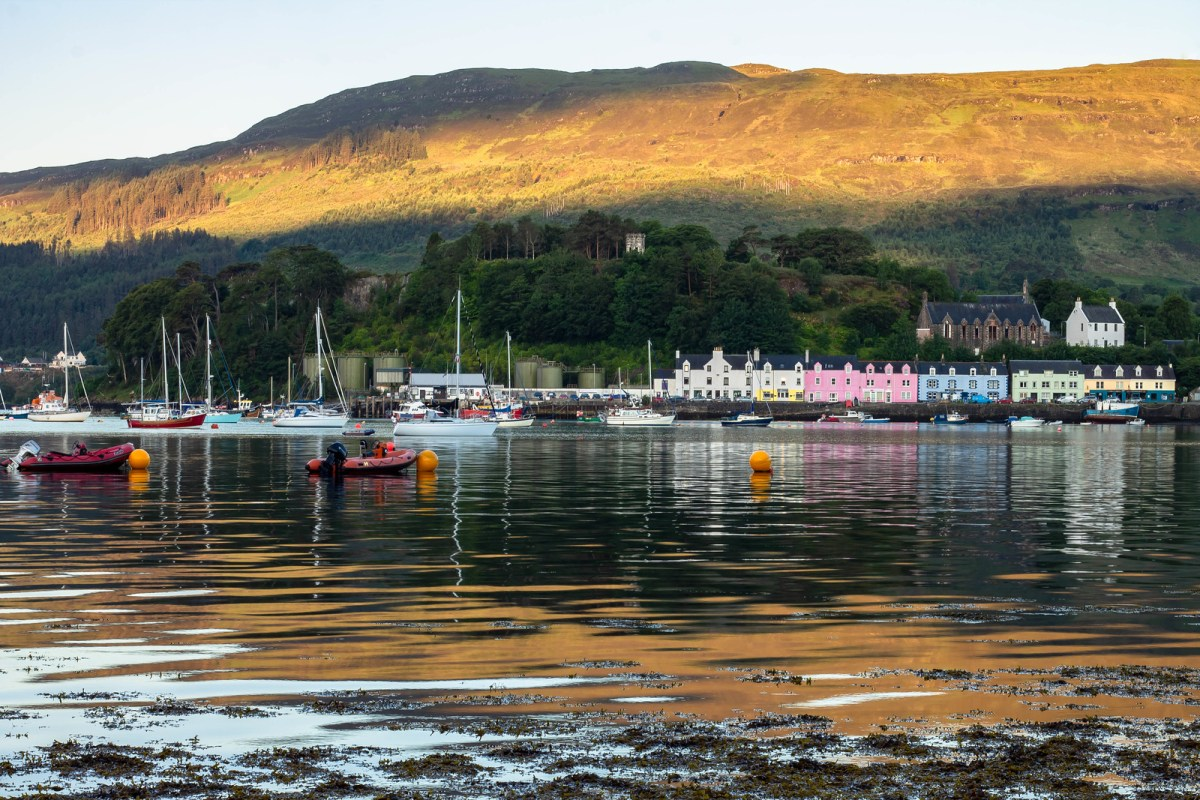 Portree - The Isle of Sky