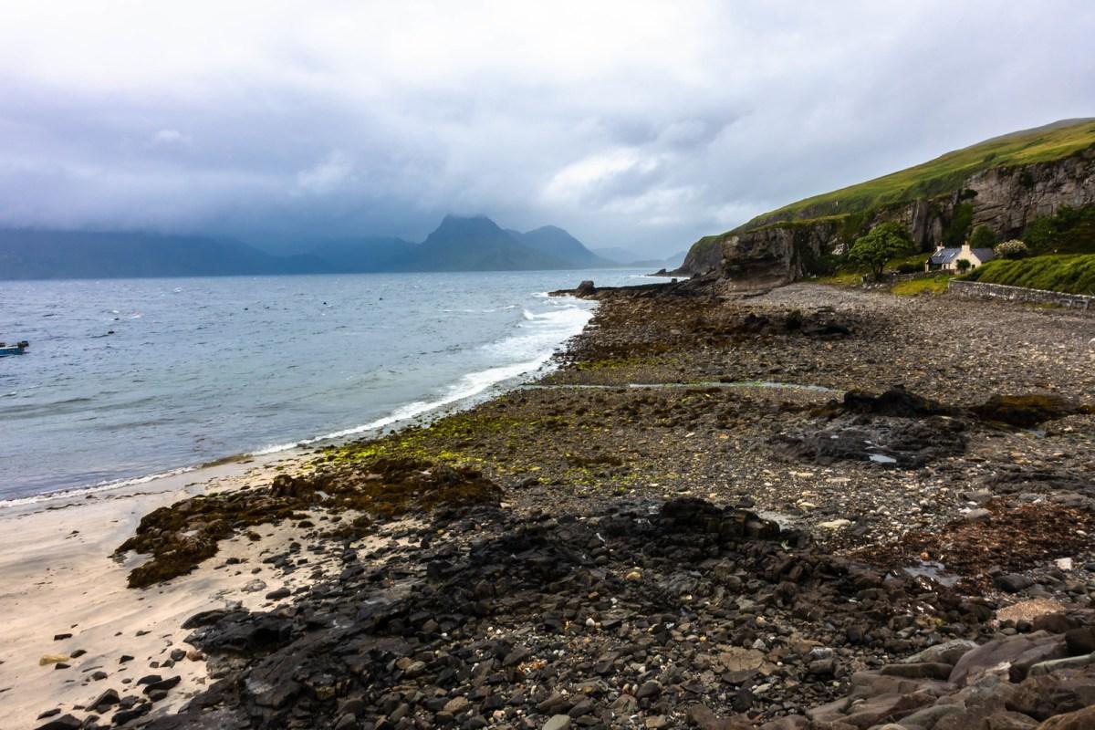 Elgol - fishing Village on the Isle of Skye