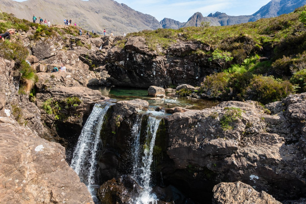 Fairy Pools - Things to do on the Isle of Skye