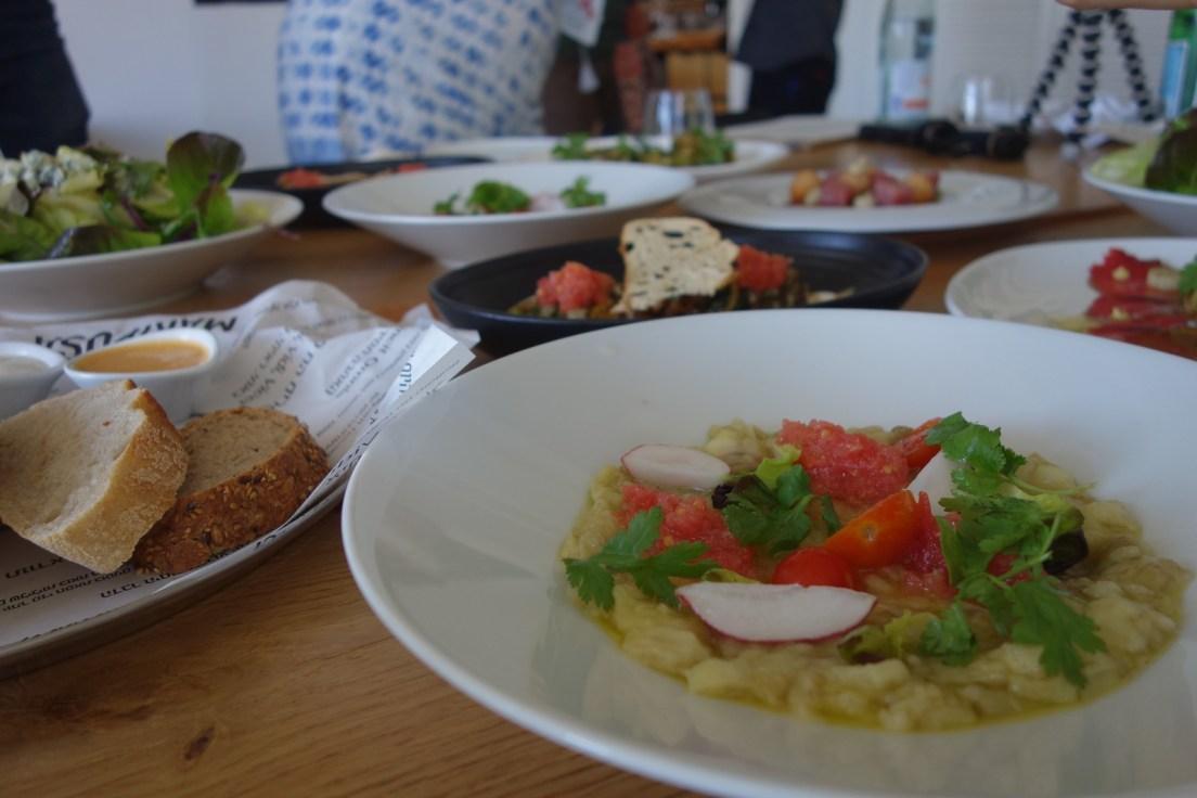 Mariposa Restaurant Caesarea Golf Club Caesarea Israel