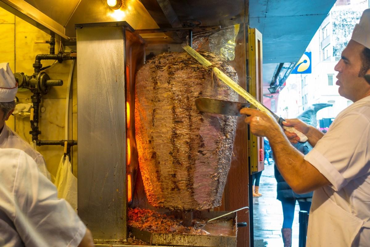 Where to Eat in Istanbul - Tarihi Karadeniz Döner