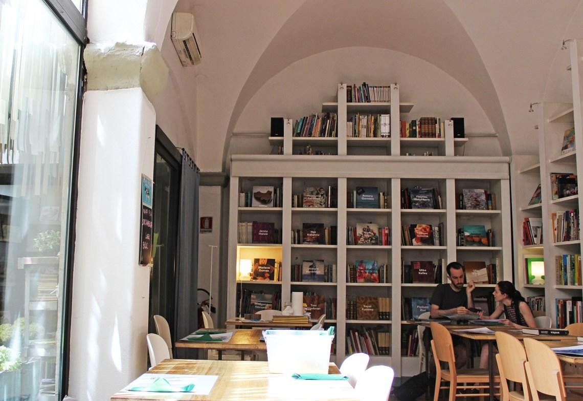 Libreria Brac - Vegetarian Restaurant in Florence