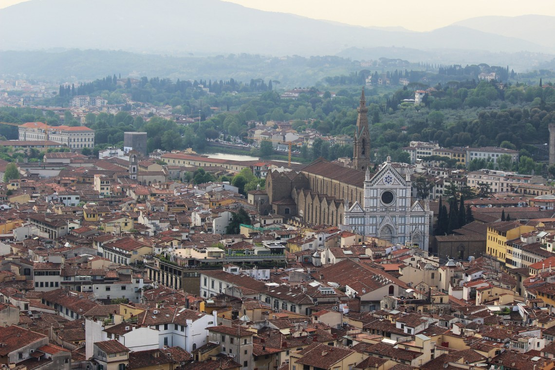 Why You Must Visit the Duomo Florence, the Cathedral of Santa Maria del Fiore.