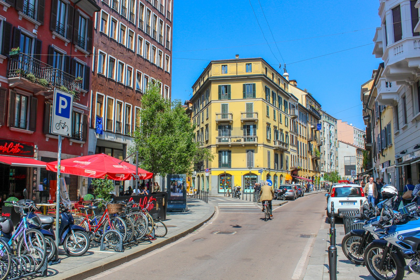 why visit milan? all the cool neighborhoods