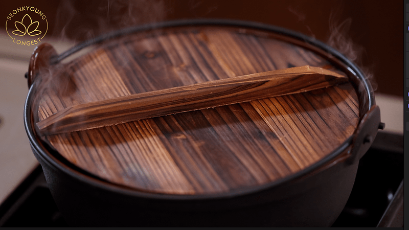 Korean Hot Pot Recipe & Video