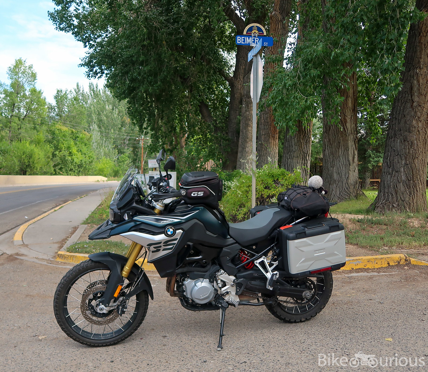 Picture Intermission – Land of Enchantment BMW Rally – Days 3+4