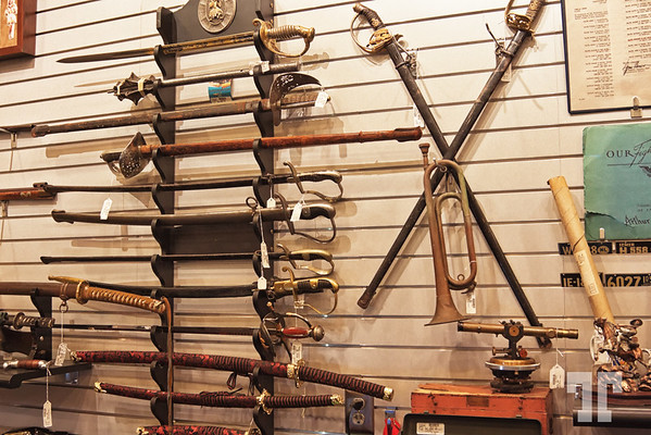 Antique and exotic swords