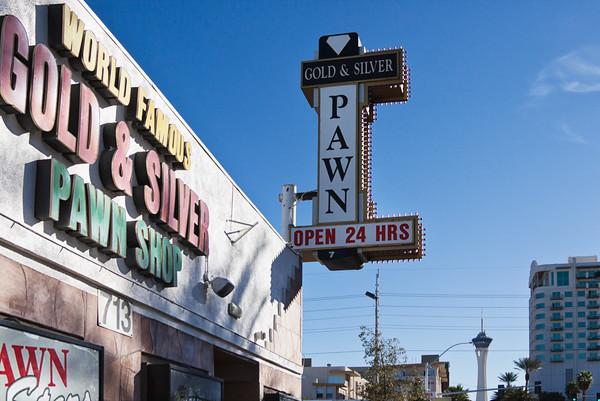 Gold and Silver Pown Shop, Las Vegas