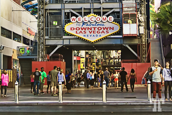 Welcome to Fabulous Downtown Las Vegas on Fremont Street Experience