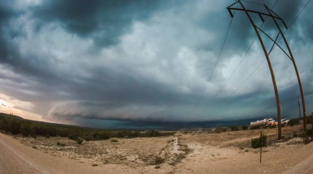 Storm Chasing 2014 - Texas