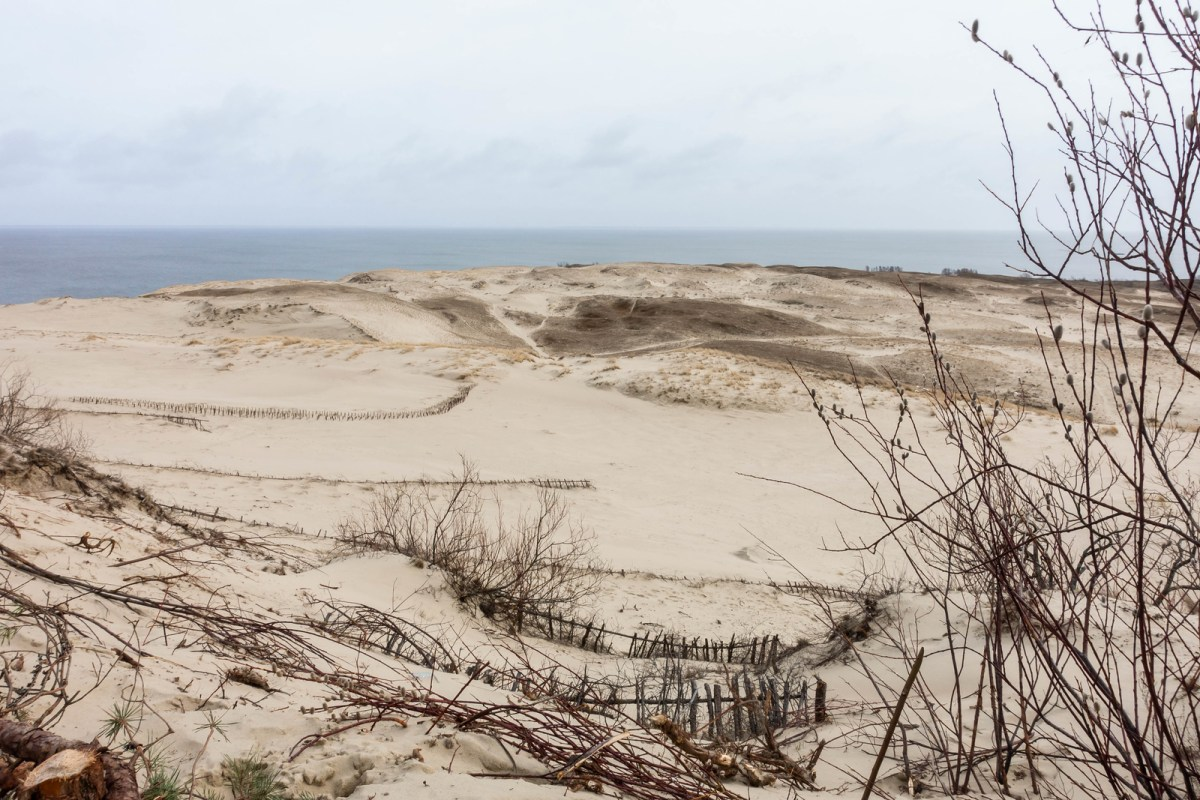 Nida, Lithuania - Dead Dunes Valley