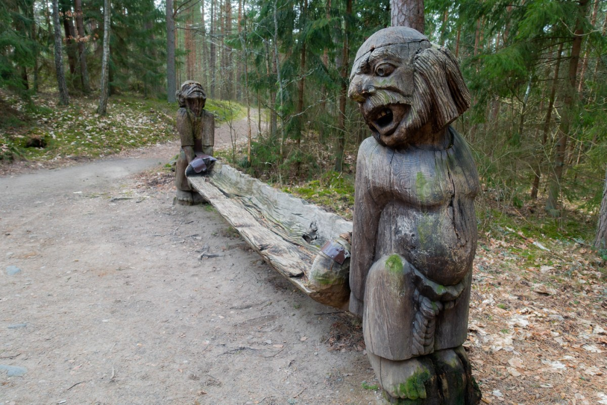 Hill of Witches - Nida, Lithuania