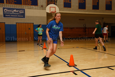2018-08-08 - LMHS Volleyball Conditioning