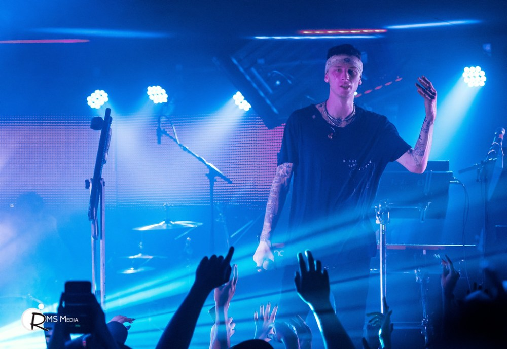 Machine Gun Kelly | Distrikt NightClub | Victoria BC