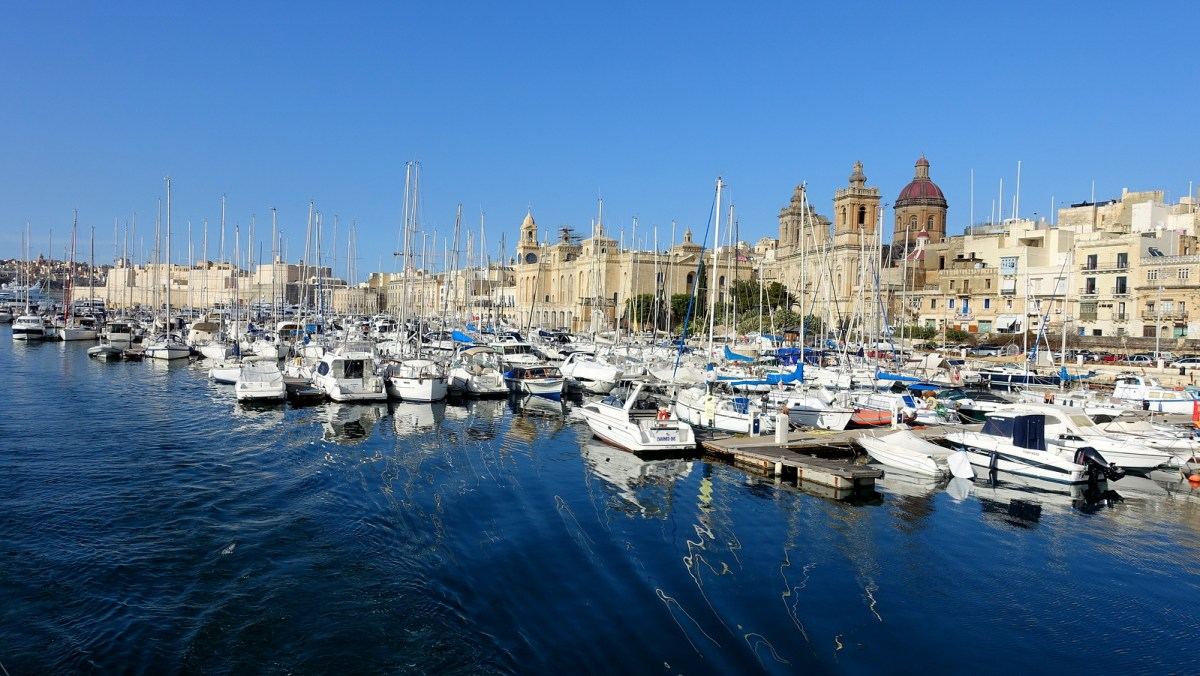 Malta Pictures - the Grand Harbour