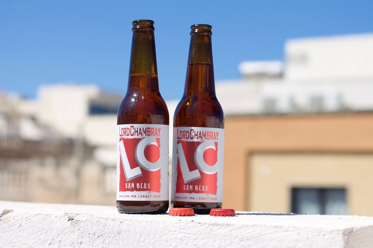 Things to do in Gozo - The Lord Chambray brewery