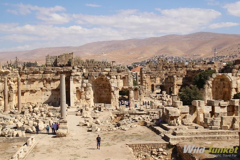 недельный маршрут по Ливану - баальбек Ливан Ливан IMG 1508 L