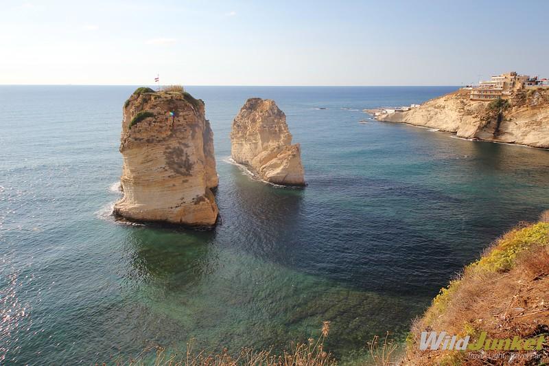 недельный маршрут по Ливану - Корниш Бейрут