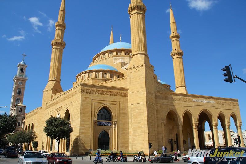 один недельный маршрут по Ливану
