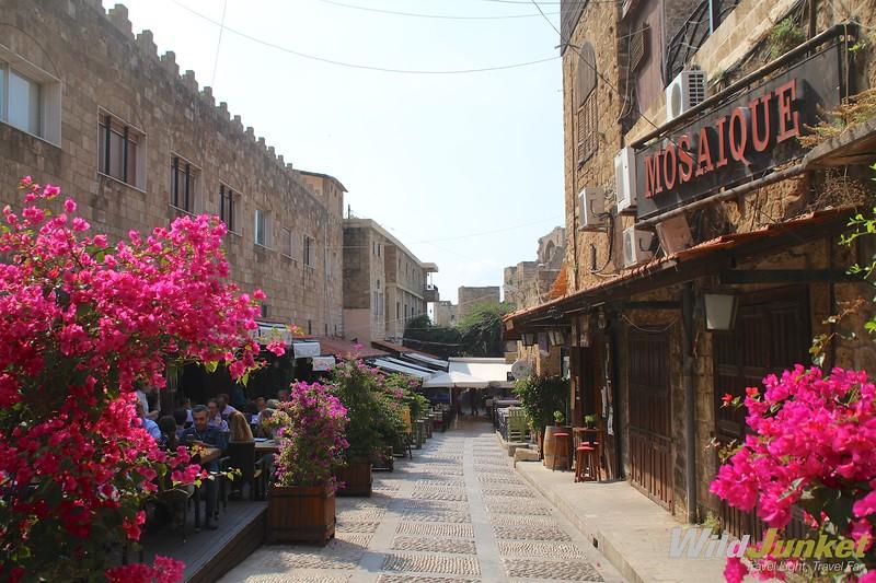 одна неделя в ливанском маршруте